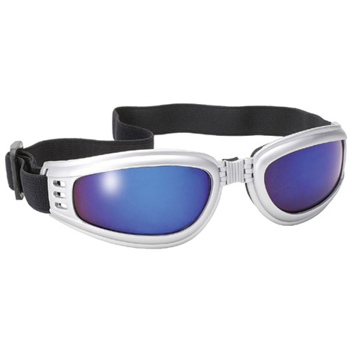 Pacific Coast Pacific Coast Airfoil 9300 Series Black Goggles - Clear Lens 9305