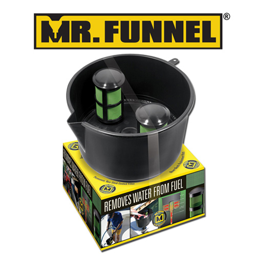 Details about HOPKINS F1C MR.FUNNEL 2.5GPM CONDUCTIVE FUEL FILTER ...